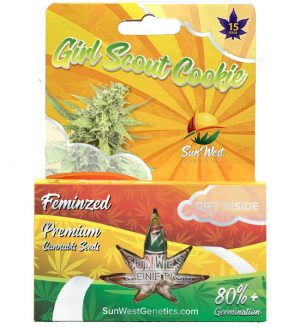 girl scout cookie strains
