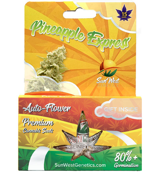 pineapple express strains