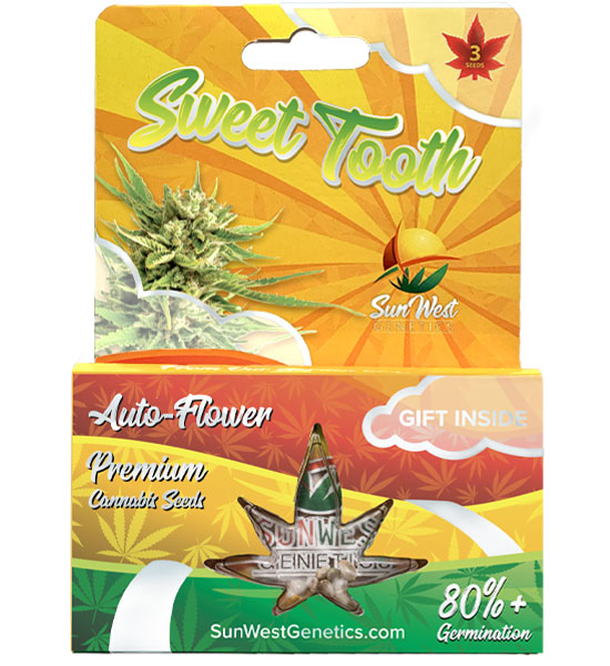 sweet tooth strains