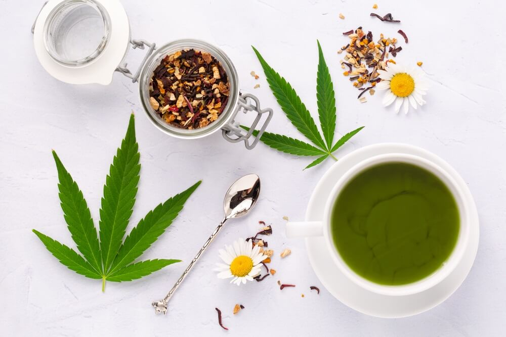 Top 5 Herbs To Mix With Weed