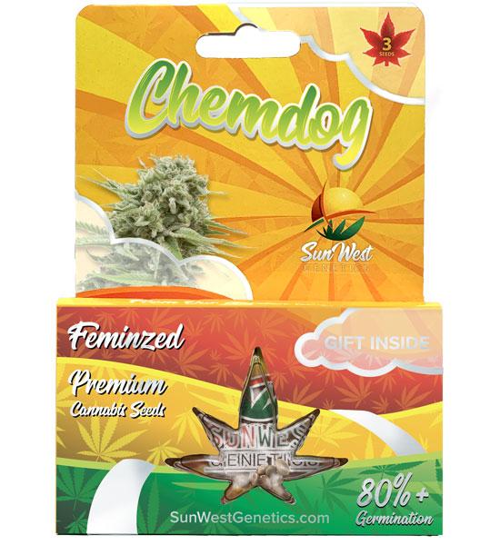 chemdog strains