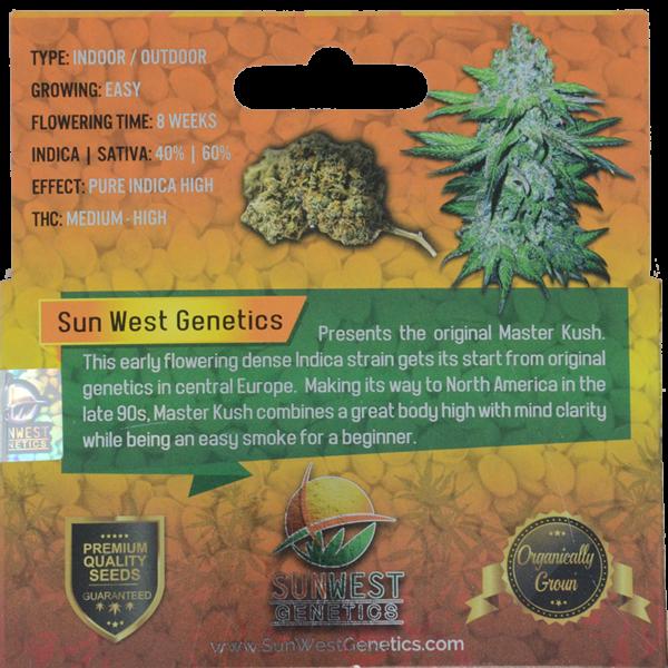 sunwest genetics marijuana seeds description
