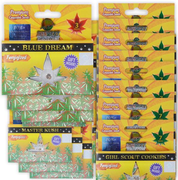 wholesale marijuana seeds
