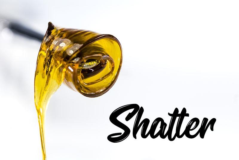 marijuana shatter