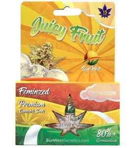 juicy fruit strains
