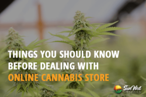 online cannabis store